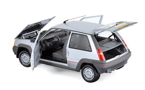 Renault Supercinco GT Turbo (1985) Norev 185209 1:18