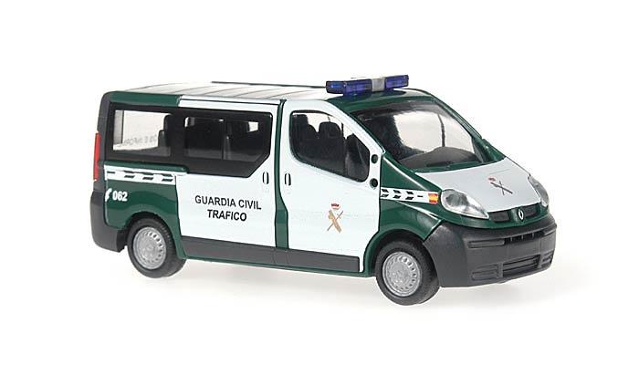Renault Trafic Guardia Civil Tráfico Rietze 51368 1/87
