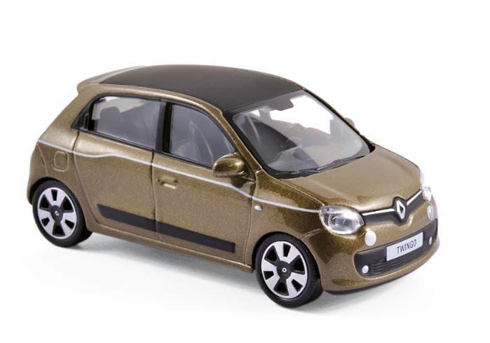 Renault Twingo (2014) Norev 517415 1:43