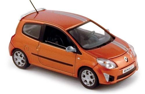 Renault Twingo GT (2007) Norev 517431 1/43