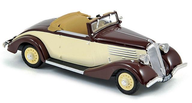Renault tipo YZ4 Vivasport (1934) Norev 519502 1/43