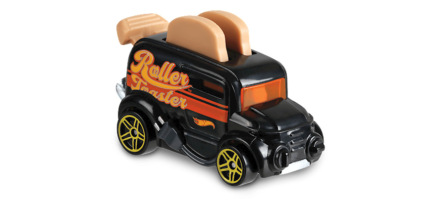 Roller Toaster -Experimotors- (2019) Hot Wheels FYC04 1/64