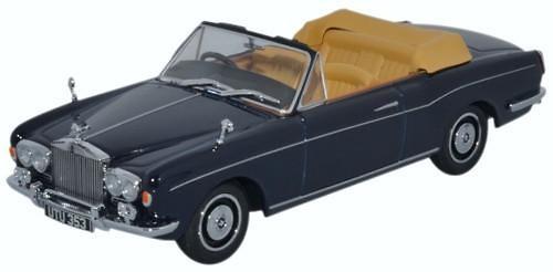 Rolls Royce Corniche Convertible (1971) Oxford 43RRC001 1/43
