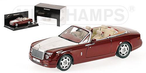 Rolls Royce Phantom Drophead Coupé (2007) Minichamps 436134731 1/43