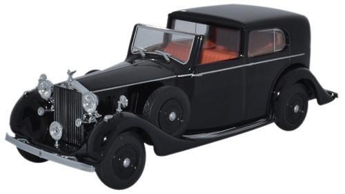 Rolls Royce Phantom III SdV HJ Mulliner (1936) Oxford 43RRP3001 1/43