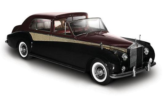 Rolls-Royce Phantom V (1962) True Scale Models TSM124364 1/43