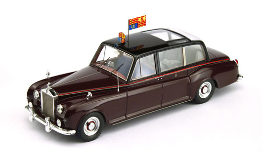 Rolls Royce Phantom V Canberra (1960) True Scale TSM114314 1/43