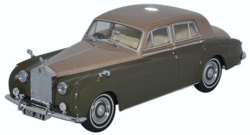 Rolls Royce Silver Cloud serie 1 (1955) Oxford 43RSC001 1/43