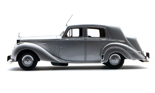 Rolls Royce Silver Dawn (1949) True Scale TSM114320 1/43