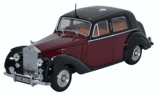 Rolls Royce Silver Cloud serie 1 (1955) Oxford 43RSD001 1/43