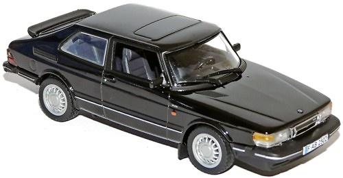 Saab 900 Coupé Turbo 16 (1991) Norev 810030 1/43