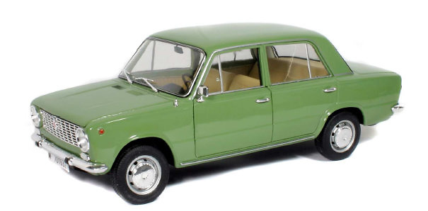Seat 124 (1969) IST IST18001SE 1/18