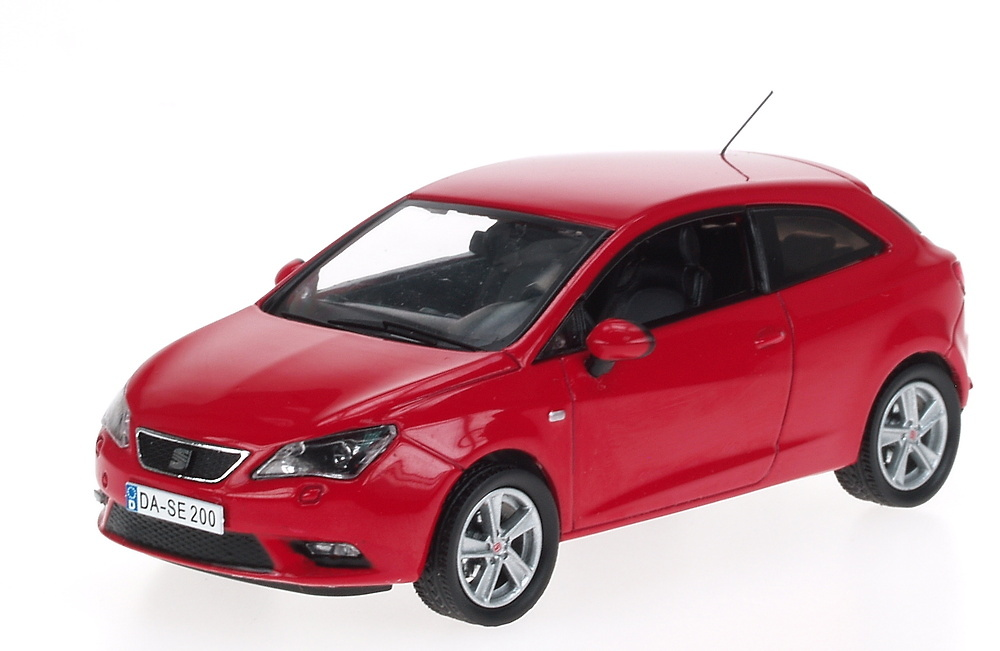 Seat Ibiza Coupé 3p. Restiling (2012) AF 1:43