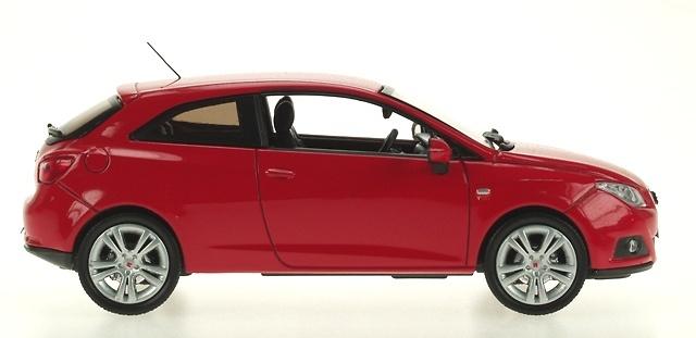 Seat Ibiza 3p. Serie IV (2008) Ixo 1/43