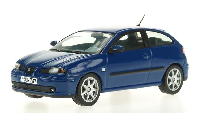 Seat Ibiza Serie III (2002) Ixo 1/43