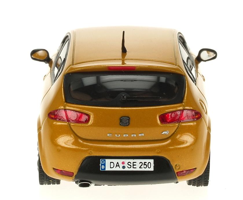 Seat Leon Cupra R serie II (2009) AF 1/43 Ixo