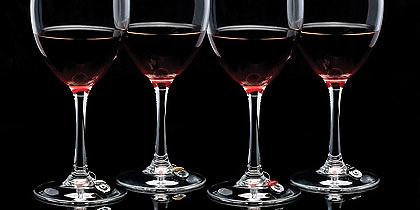 Set 4 Aros para Copas de Vino con discos de Freno Autoart 40332