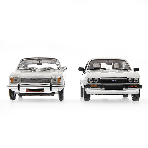 Set de 2 Ford Capri