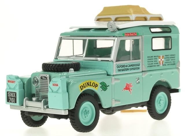 Set de 2 Land Rover Serie I 88