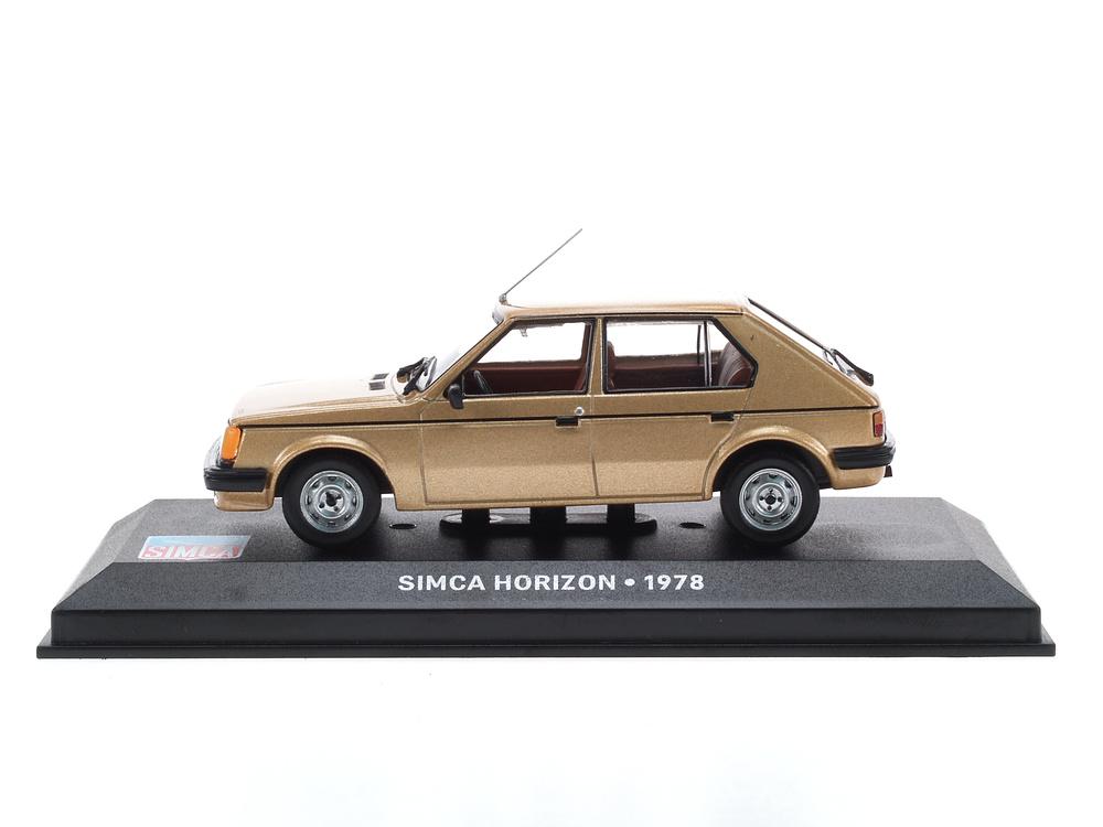 Simca Horizon (1978) Altaya BAS12 1/43