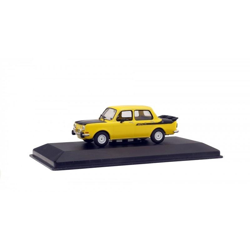 Simca Rallye 2 (1974) Solido S4302900 1/43