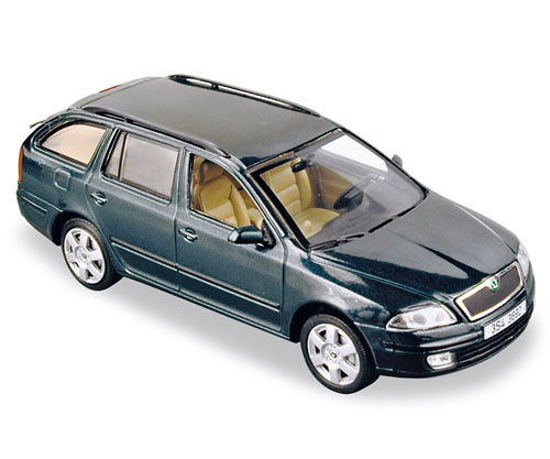 Skoda Octavia Break (2005) Norev 840660 1:43