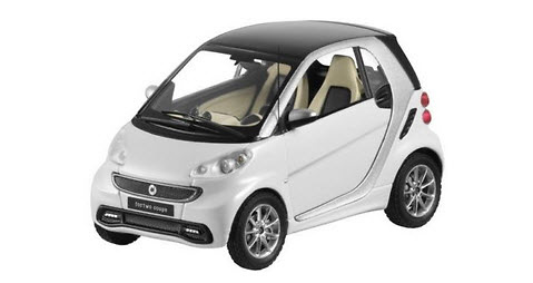 Smart Fortwo Coupé -W451- (2007) Minimax B66960168 1:43