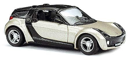 Smart Roadster Coupé (2003) Busch CMD 49355 1/87