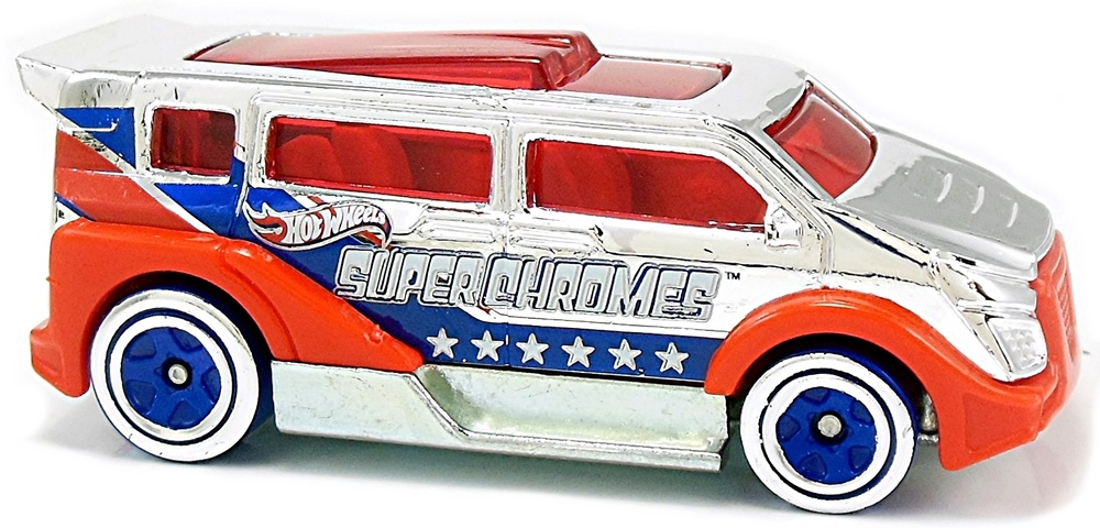 Speedbox -Super Chromes- (2019) Hot Wheels FYD53 1/64