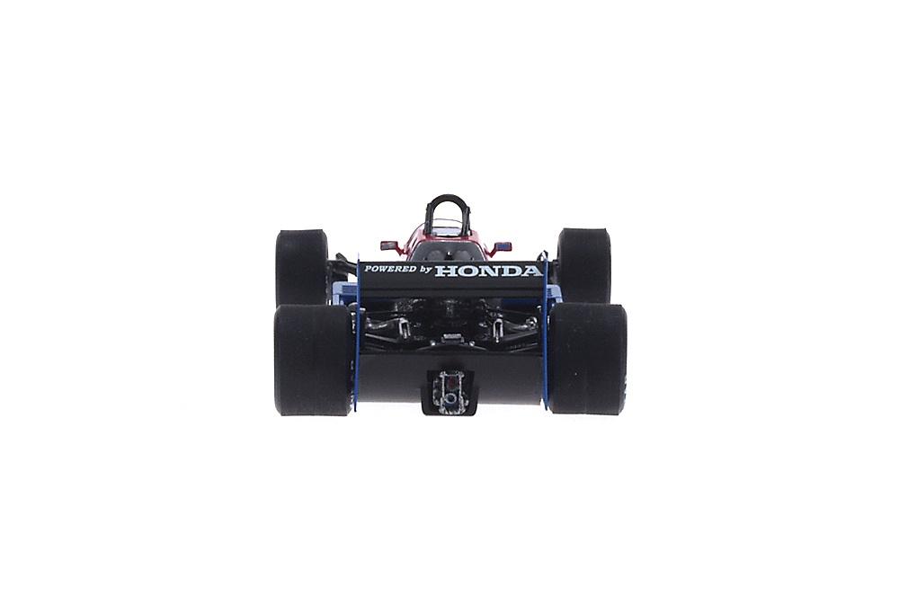 Spirit Honda 201C n°40 GP F1 Pays Bas 1983 S. Johansson Reve 70253 1/43