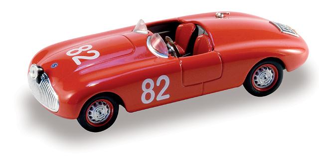 Stanguellini 1100 Sport Mille Miglia nº 82 Terigi - Berti (1948) Starline 540117 1/43