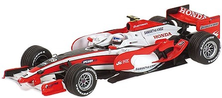 Super Aguri SA08 nº 19 Anthony Davidson (2008) Minichamps 1/43