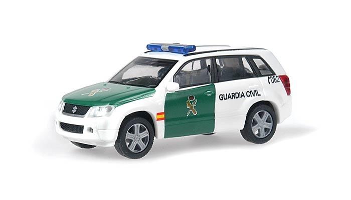 Suzuki Grand Vitara Guardia Civil Rietze 50171 1/87