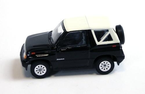 Suzuki Vitara Capota Cerrada