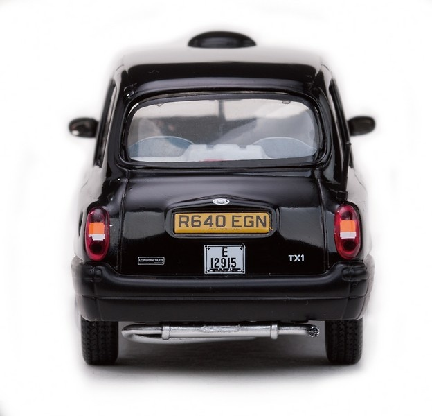TX1 London Taxi Cab (1998) Vitesse 10200 1/43