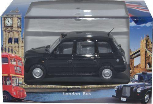 TX4 London Taxi Cab (1998) Oxford LD003 1/43