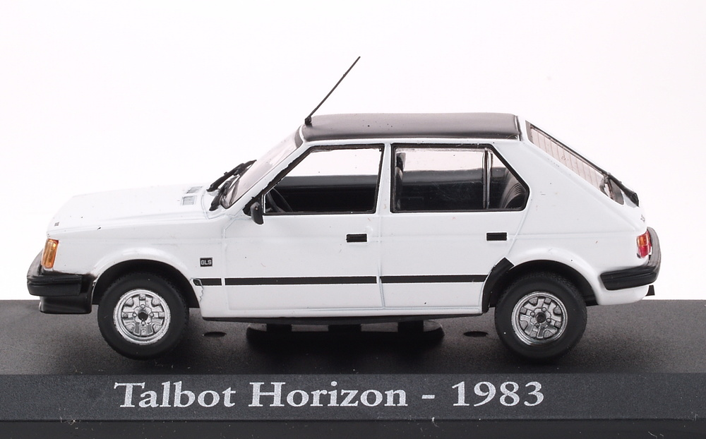 Talbot Horizón (1983) RBA Entrega 31 1:43