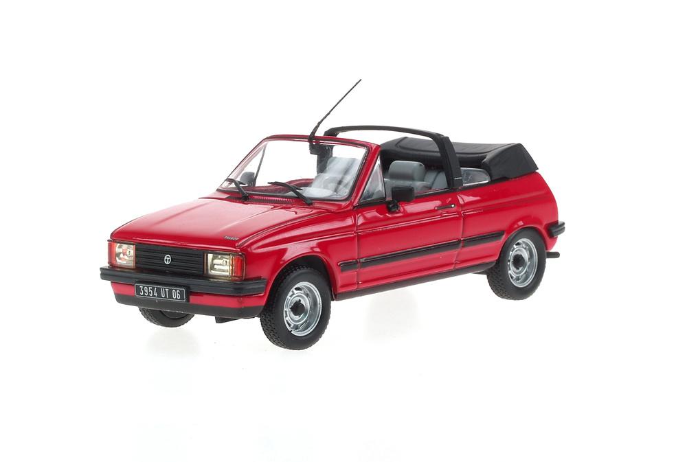 Talbot Samba Cabriolet (1983) Altaya 1/43