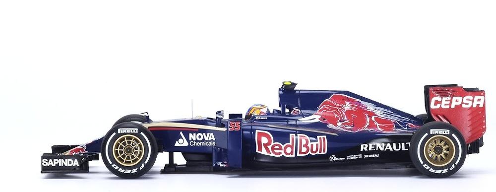 Toro Rosso STR10 8º