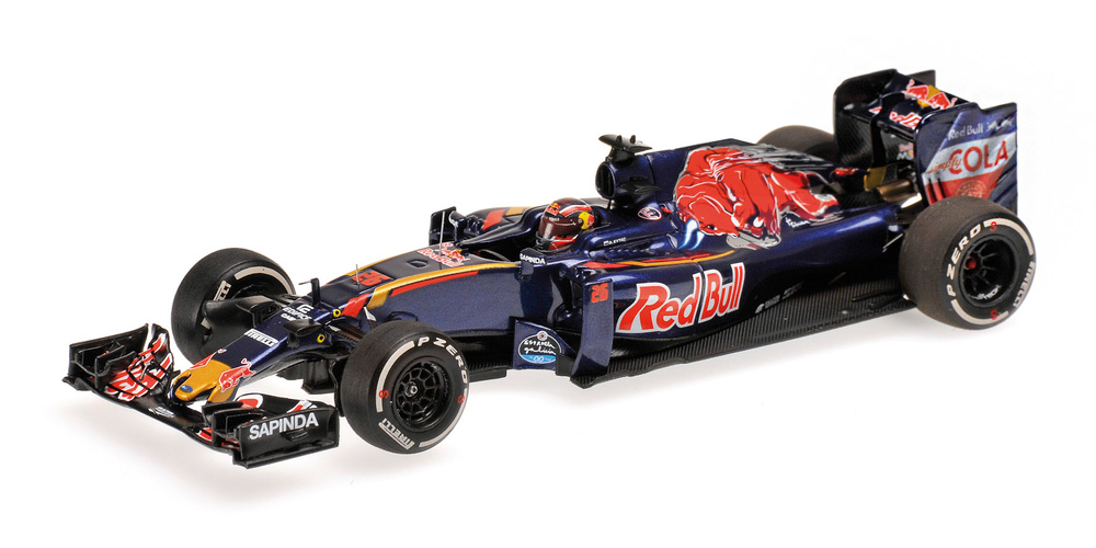 Toro Rosso STR11 nº 26 Danil Kvyat (2016) Minichamps 417160126 1:43