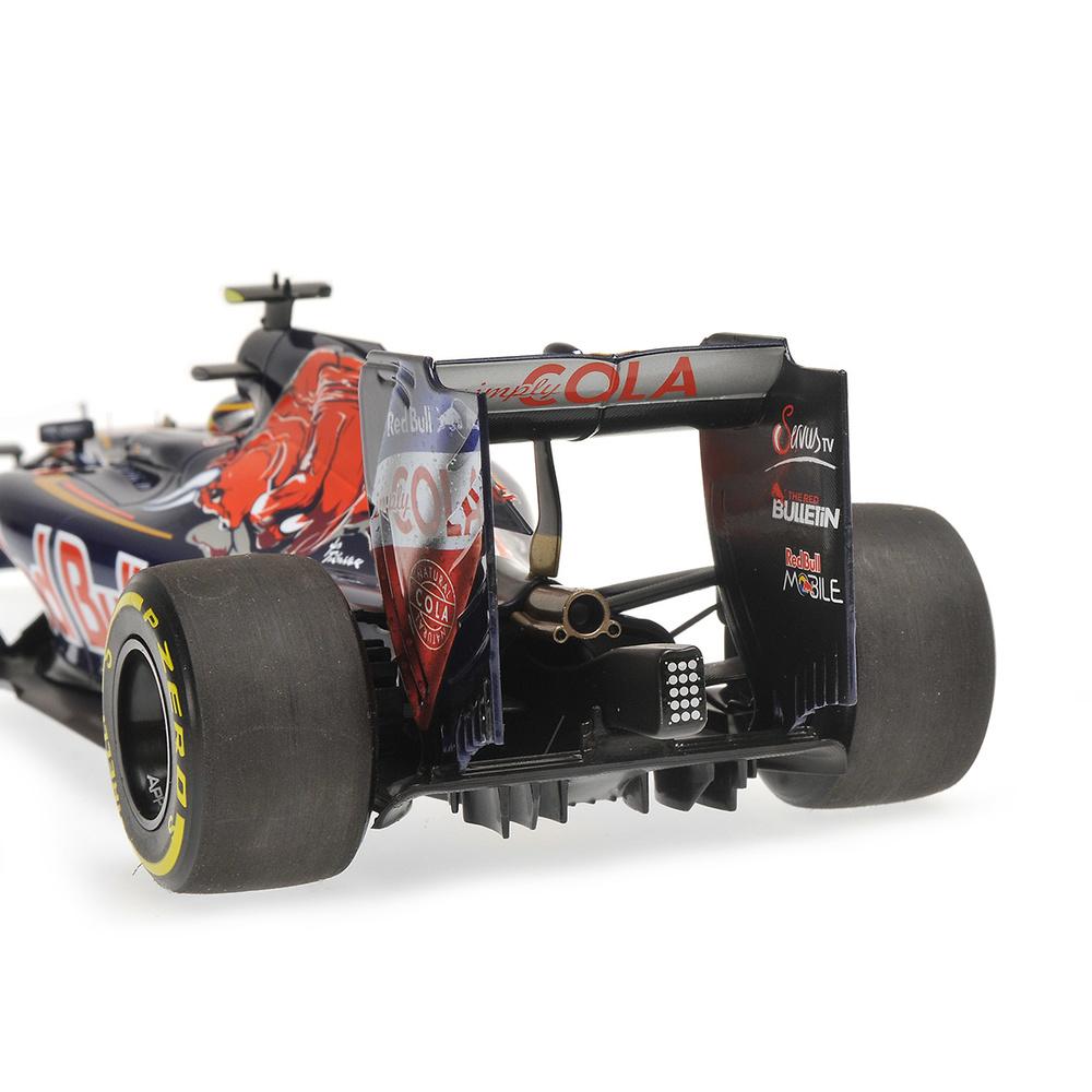 Toro Rosso STR11 nº 55 Carlos Sainz (2016) Minichamps 117160055 1:18