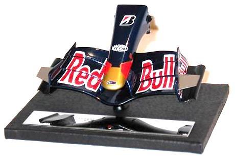 Toro Rosso STR2 Frontal del monoplaza (2007) Amalgam M5166 1/12