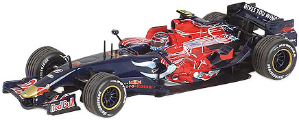 Toro Rosso STR2 Scott Speed (2007) Minichamps 1/43