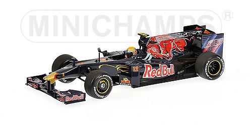 Toro Rosso STR4 nº 12 Sebastian Buemi (2009) Minichamps 1/43