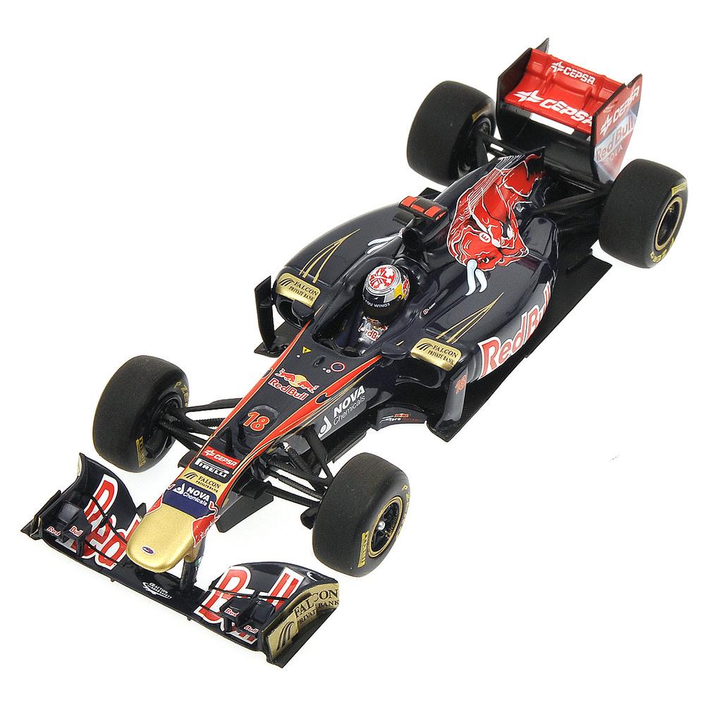 Toro Rosso STR6 nº 18 Sebastian Buemi (2011) Minichamps 410110018 1/43