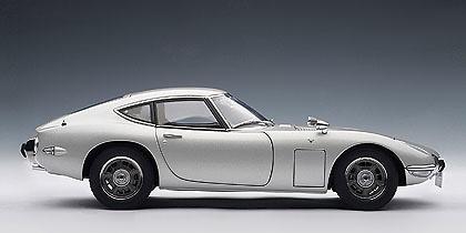 Toyota 2000 GT Coupé (1967) Autoart 78748 1:18