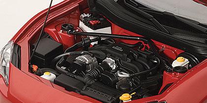 Toyota GT86 (2012) Autoart 78774 1:18