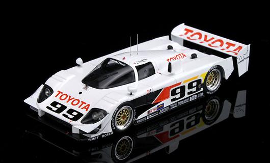 Toyota GTP Eagle MK III nº 99 vencedor 12 h. Sebring (1992) True Scale TSM114325 1/43