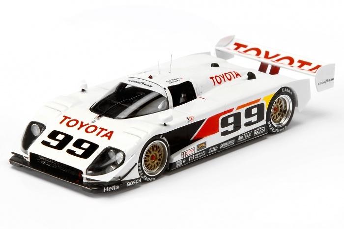 Toyota GTP Eagle nº 99 vencedor 12 h. Sebring (1993) True Scale TSM114327 1/43