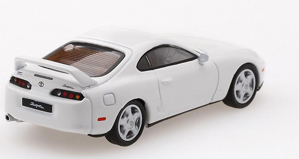 Toyota Supra -JZA80- (1993) TSM MGT00014-L 1/64